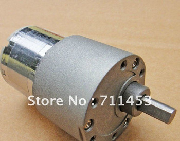 37GB High Torque 12V 70rpm Micro DC Gear Motor with Metal Gear Low Noise for Robots/Electric Cigarette Devices