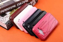 5pcs/lot For Samsung Galaxy Core Prime G360 G3606 G3608 Case wallet Windows luxury Design Holster Flip PU Leather Cases Cover(China (Mainland))