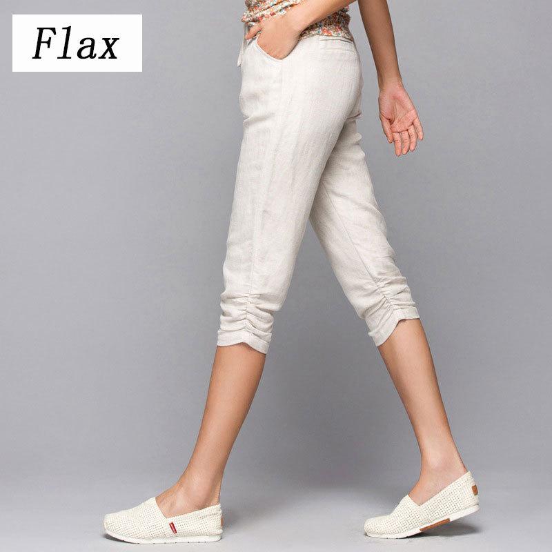 Linen Pants Season Flax Linen Pants Big Yards