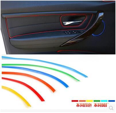 5m new refitting accessoriesForKia RIO K2 K5 Sportage Sorento Hyundai i20 i30 i35 iX20 iX35 Solaris Accessories(China (Mainland))
