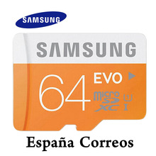 SAMSUNG Original Memory micro sd card 16GB/32GB/SDHC 64GB/SDXC  Class10 EVO TF card Flash Cards Genuine security Free shipping