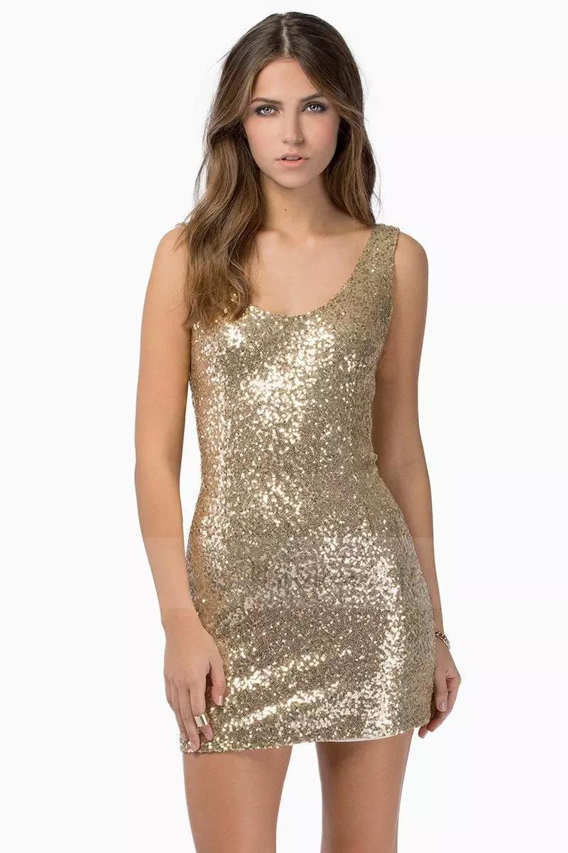 Promotion! Wholesale European Sequin Dresses For Women Beautiful Mini Dress Russian Apparel E53(China (Mainland))