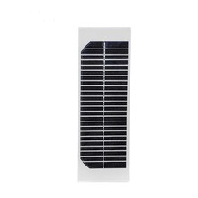 New Arrival 12 V 2.4 W Mini Monocrystallin Solar Panel  For Home Portable  Solar Modules For DIY Charger Carregador SFM  2.4W(China (Mainland))
