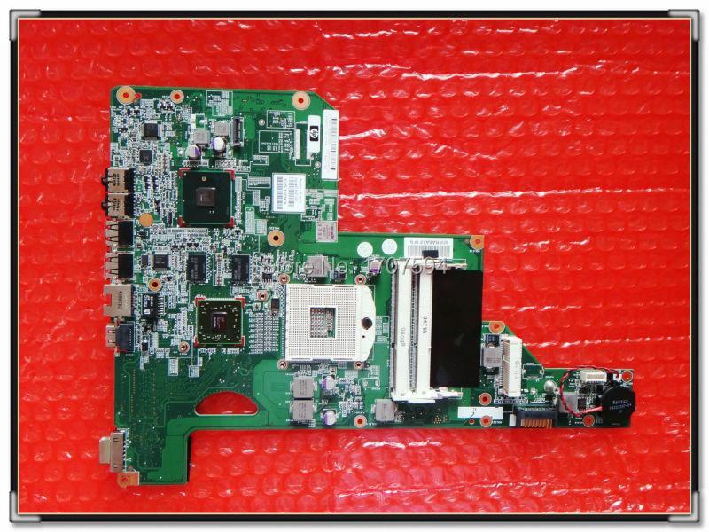 Здесь можно купить  615847-001 original G72 laptop motherboard  non-integrated motherboard for hp 100% Test ok  Компьютер & сеть