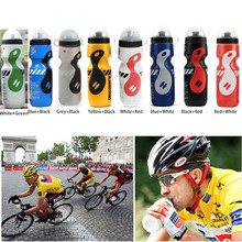 1pcs 2016 New Arrival Essential 750ML Portable Outdoor Bike Bicycle Cycling Camping Hiking Sports Drink Jug Sports Water Bottle