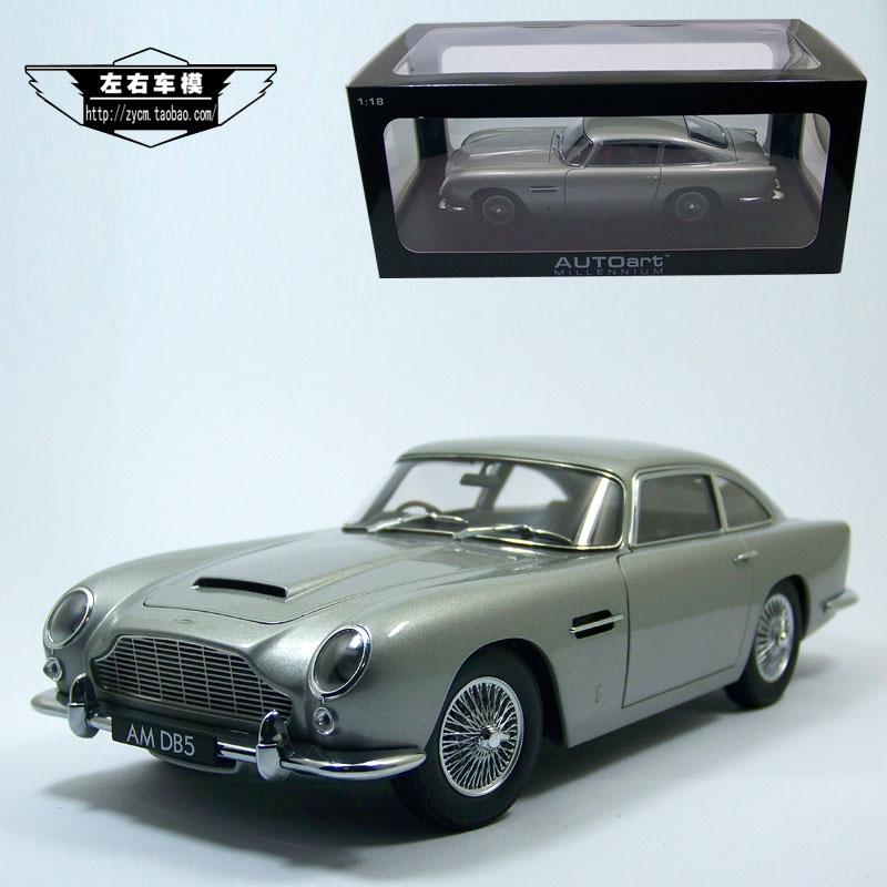 AUTOart 1:18 Aston Martin DB5 007 Alto car alloy model car<br>