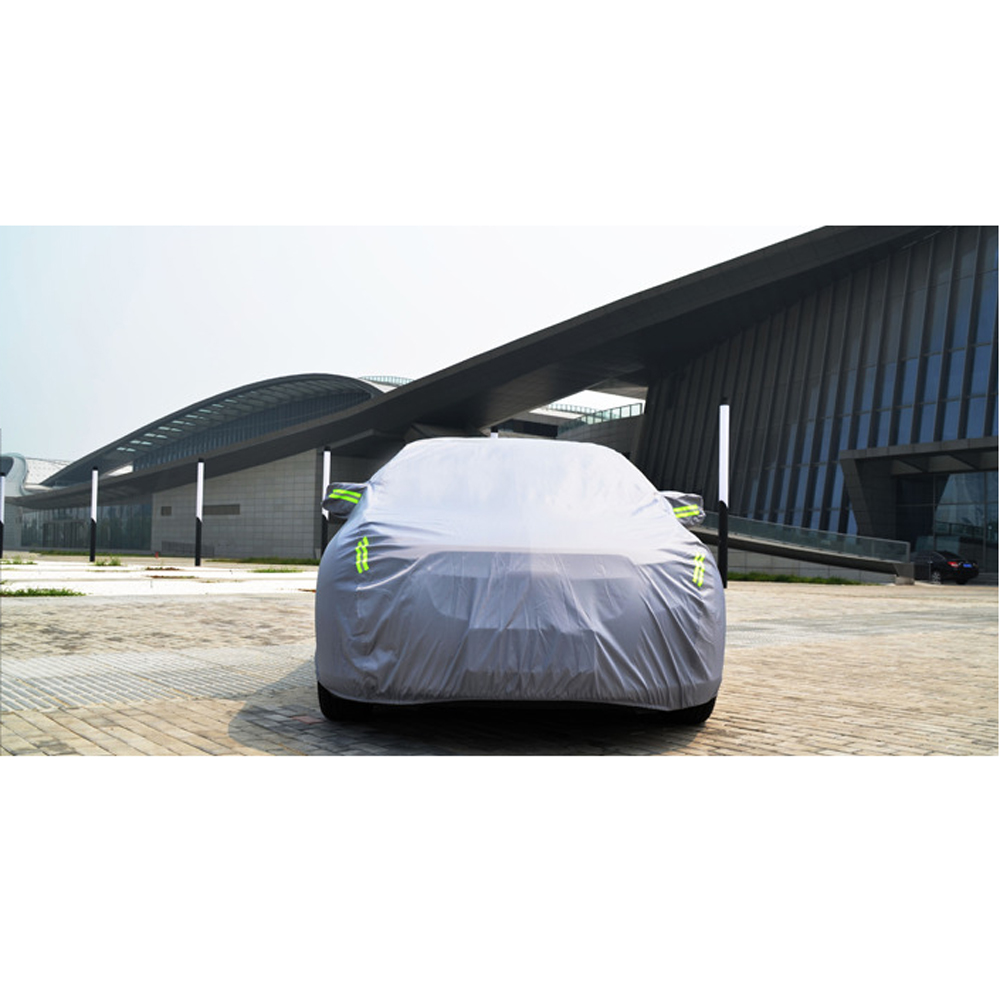 Outdoor Covers For Vehicles : Aliexpress buy new gray car covers outdoor