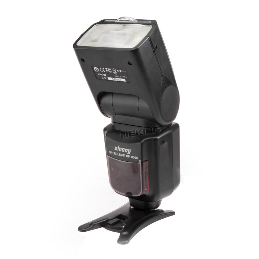 oloong Speedlite SP-690S SPECIAL TTL Flash Speedlight Auto Zoom GN55 with diffuser for Sony A58 A65 A350 A900 A700 A77 A55<br><br>Aliexpress