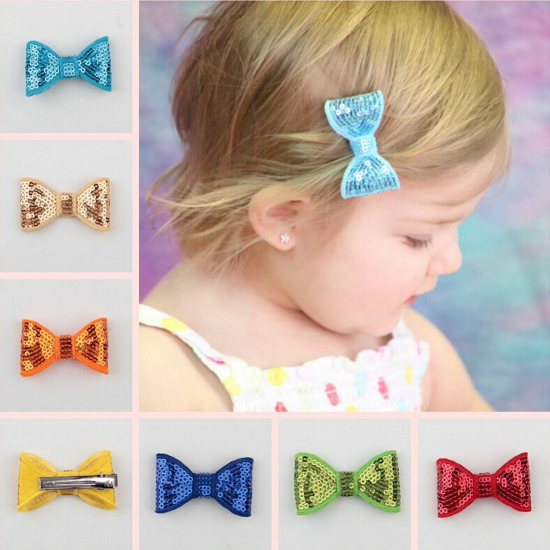 24 Colors Kids Fashion Hair Accessories For Girls, Baby Hair Clips, Hair With Clip, Boutique Hair Kids Headwear(China (Mainland))