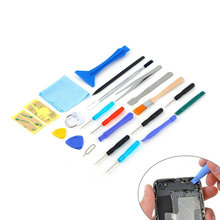 22 in 1 Open Pry mobile phone Repair Screwdrivers Sucker hand Tools set Kit For Cell Phone Tablet Wholesale(China (Mainland))
