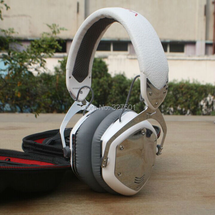 China OEM Best Quality Metal Stereo DJ Headphone Crossfade LP Headsets Super Bass Earphone For PC Computer Fonesde ouvido(China (Mainland))