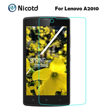 Buy Lenovo A2010 Screen Protector Original Anti-shock 9H Tempered Glass Safety Protective Film 2010 A2580 A2860 for $1.19 in AliExpress store