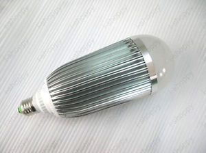 24W LED Ceiling Spotlight Ball Light Bulb E27 Globe Lamp Office PUB Hotel 2000LM(China (Mainland))