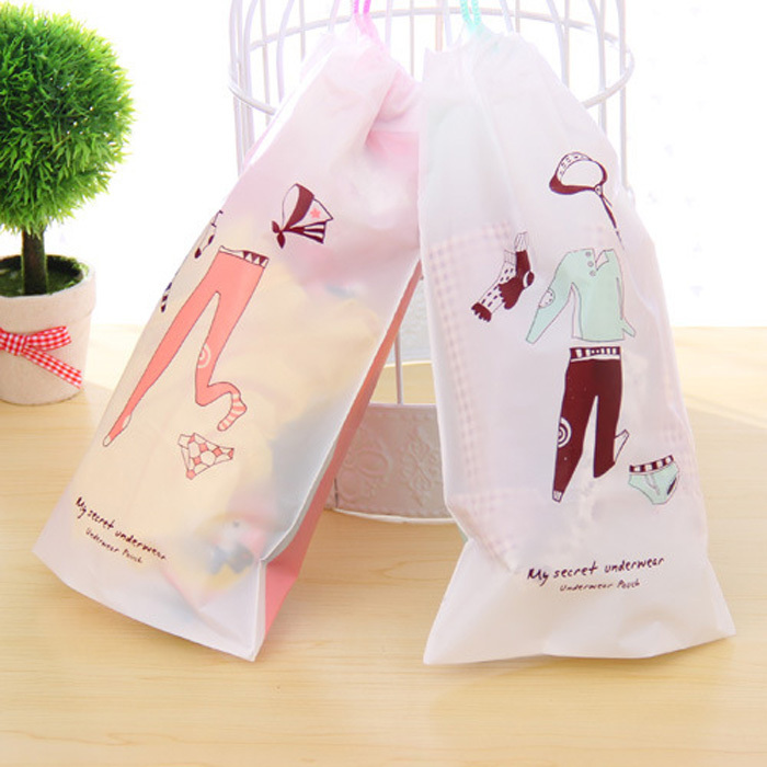 Creative Design Cute Storage Bags For Shoe/Clothes Travelling Portable Bag Pouch(China (Mainland))