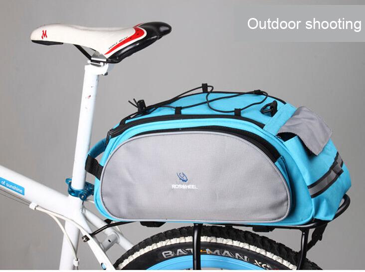 Велосипедная корзина 13 ROSWHEEL 14541