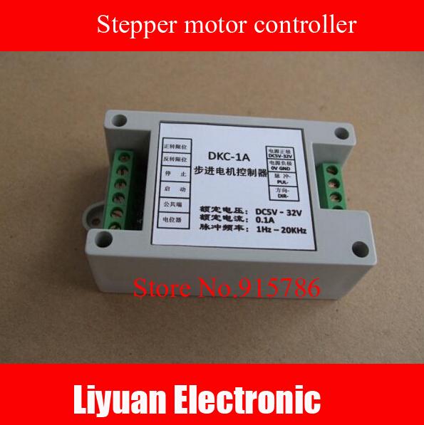 Dkc 1a stepper motor controller pulse generator servo for Stepper motor pulse generator