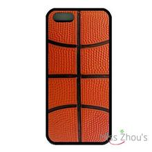 For iphone 4/4s 5/5s 5c SE 6/6s plus ipod touch 4/5/6 back skins mobile cellphone cases cover Funny Basketball Pattern