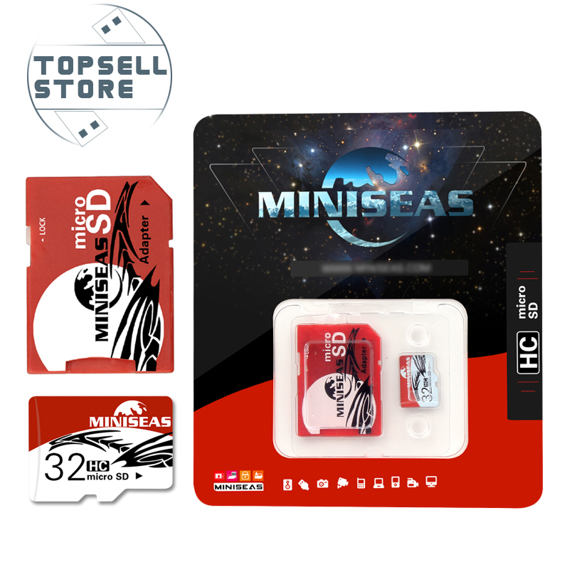 Topseller 2016 Red Keel H2textw Software Class6Class10 8G16G32G Real Capacity Micro SD Card TF Card Memory Card Free Adapter(China (Mainland))