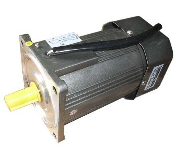 AC 220V 180W Single phase regulated speed motor without gearbox. AC high speed motor,