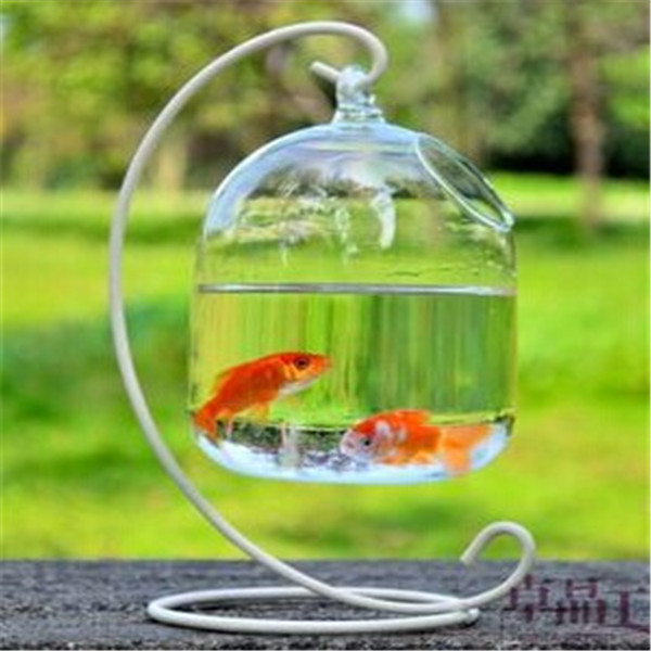 w wholesale hanging glass vases small