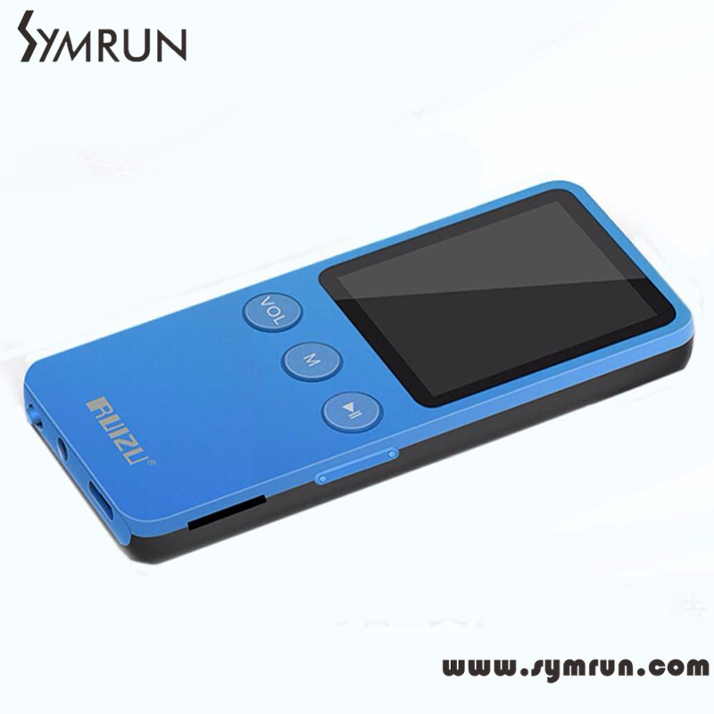 Symrun New 2016 Arrive 8gb MP3 Player With 1.8 Inch Screen Can Play 200 hours Data Voice Recorder MP3 Player 12V(China (Mainland))
