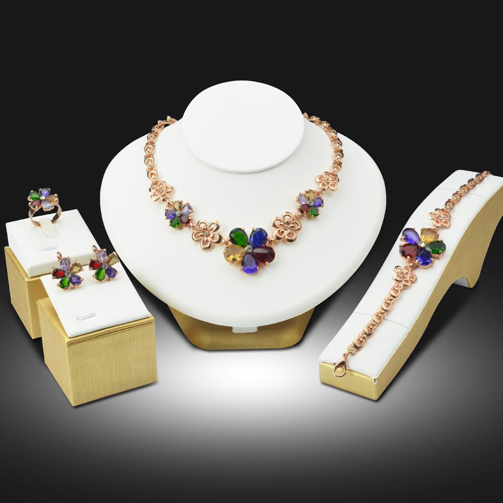 nigerian wedding african beads jewelry set crystal luxury. Black Bedroom Furniture Sets. Home Design Ideas