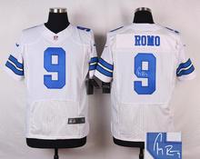 ALL Style Signature ! New arrival,Dallas Cowboys,8 Troy Aikman,9 Tony Romo,12 Roger Staubach,19 Miles Austin,21 Ezekiel Elliott(China (Mainland))