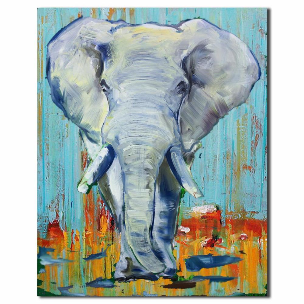 elefanten malerei werbeaktion shop f r werbeaktion. Black Bedroom Furniture Sets. Home Design Ideas