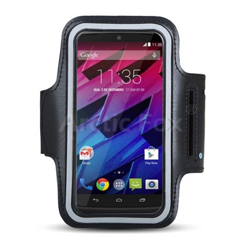 Universal Waterproof Running Jogging Cycling Sports Armband Mobile Phone Holder for Motorola Moto Maxx XT1225 Droid Turbo XT1254(China (Mainland))