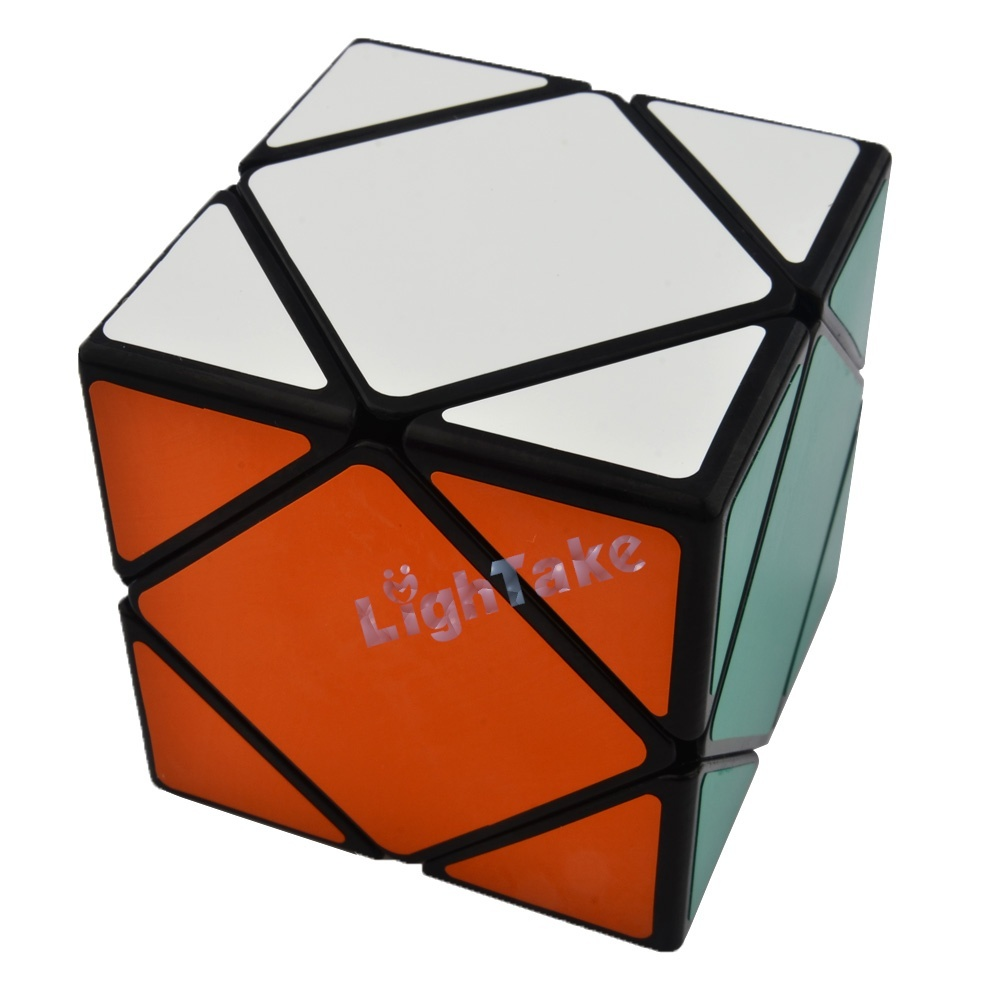 2015 Brand New Sheng Shou Skewb 58mm Puzzle Speed Magic Cube Educational Toy Special Toys(China (Mainland))