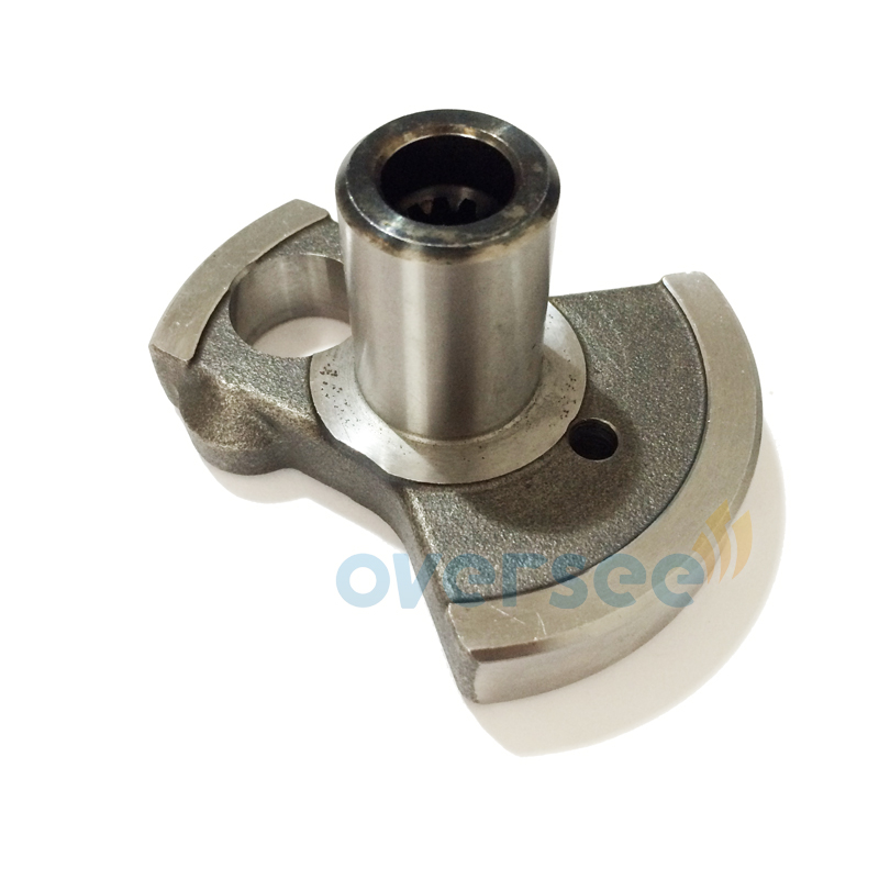 Oversee 63v 11442 00 00 Crank Shaft For Yamaha Parsun