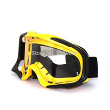 Yellow Professional Motocross helmet Goggles Motorcycle Goggles Racing googles ski snowboard goggles off-road