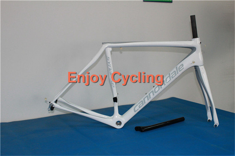 New arrival 2015 carbon road bike frame synapse carbon frame Black Red White Racing bicycle carbon frame, BB30 BSA available(China (Mainland))