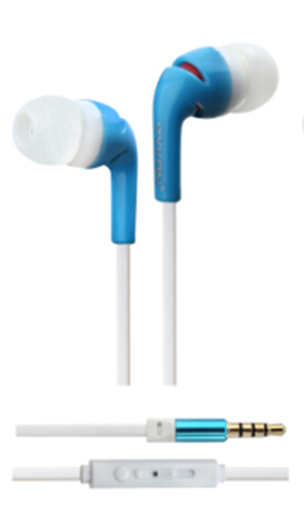 New Original VYKON MK-300 mp3 Mobile Headset Headphones Earphones WITH Microphone and For iPhone iPod MP3 Good Quality(China (Mainland))