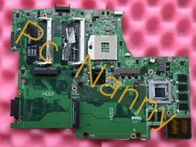 original for DELL XPS 17 L702x Motherboard CN-0YW4W5 YW4W5 DAGM7MB1AE1 HM67 WITH NVIDIA GeForce GT 555M 3GB GRAPHICS(China (Mainland))