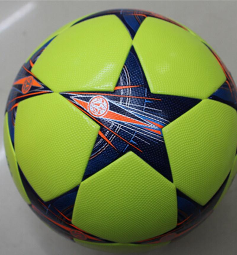 Footballs Soccer Ball Soccer Ball Size 5 Season Champion League Ball Final Berlin Soccer Ball High Quality Football PUFutball(China (Mainland))