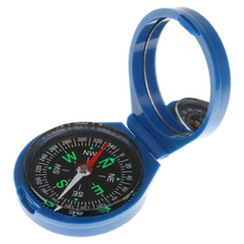 Buy Portable Mini Handy Flip-top Liquid Filled Navigation Compass Outdoor Camping Hiking Hunting Tool Pointing Guide Travel Acce for $1.70 in AliExpress store