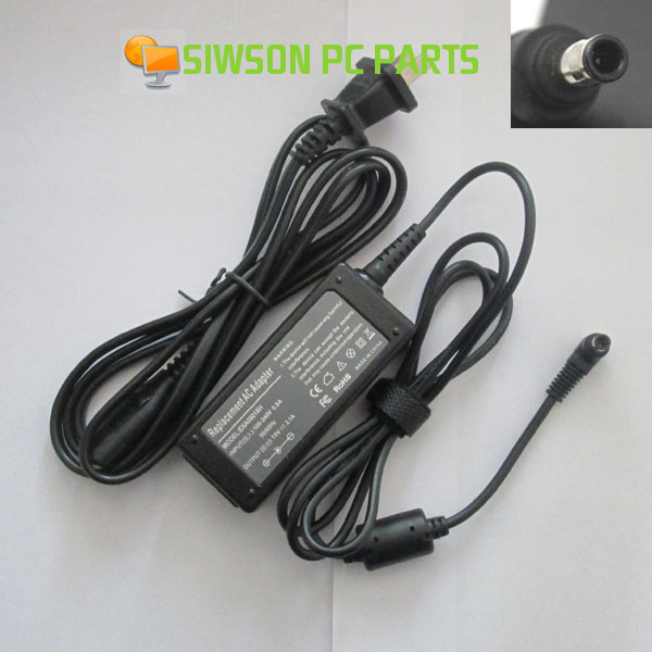 19V 2.1A Laptop Ac Adapter Power SUPPLY + Cord for Samsung ADP-40NH D PA-1400-14 CPA09-002A AD-4019S AA-PA2N40W/US ADP-40MB AB(China (Mainland))