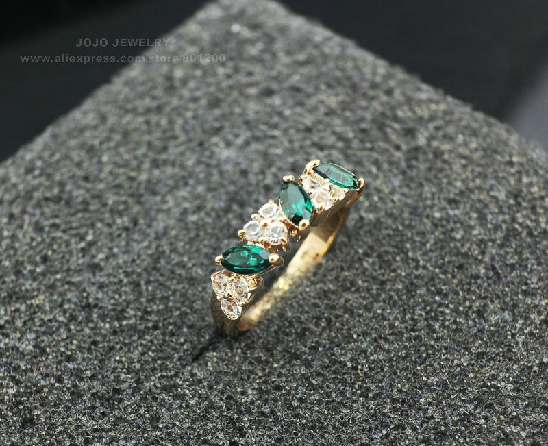 Кольцо 18K jewerlley