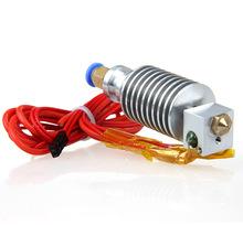 Assembled All Metal J head Hotend Long Distance Extruder E3d Nozzle for 3D Printer