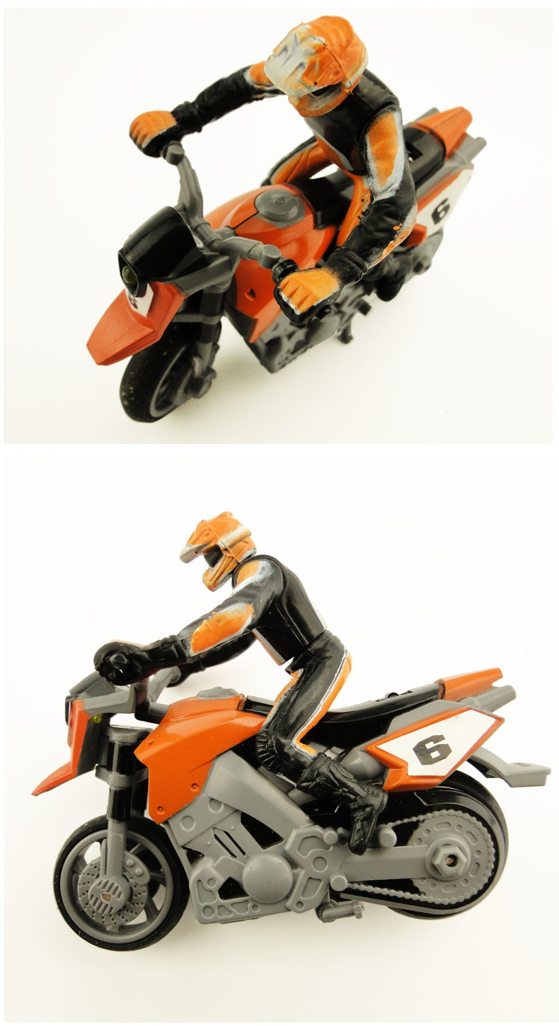 Rc Toys For Boys : New arrival special effects rc motorcycle radio infrared