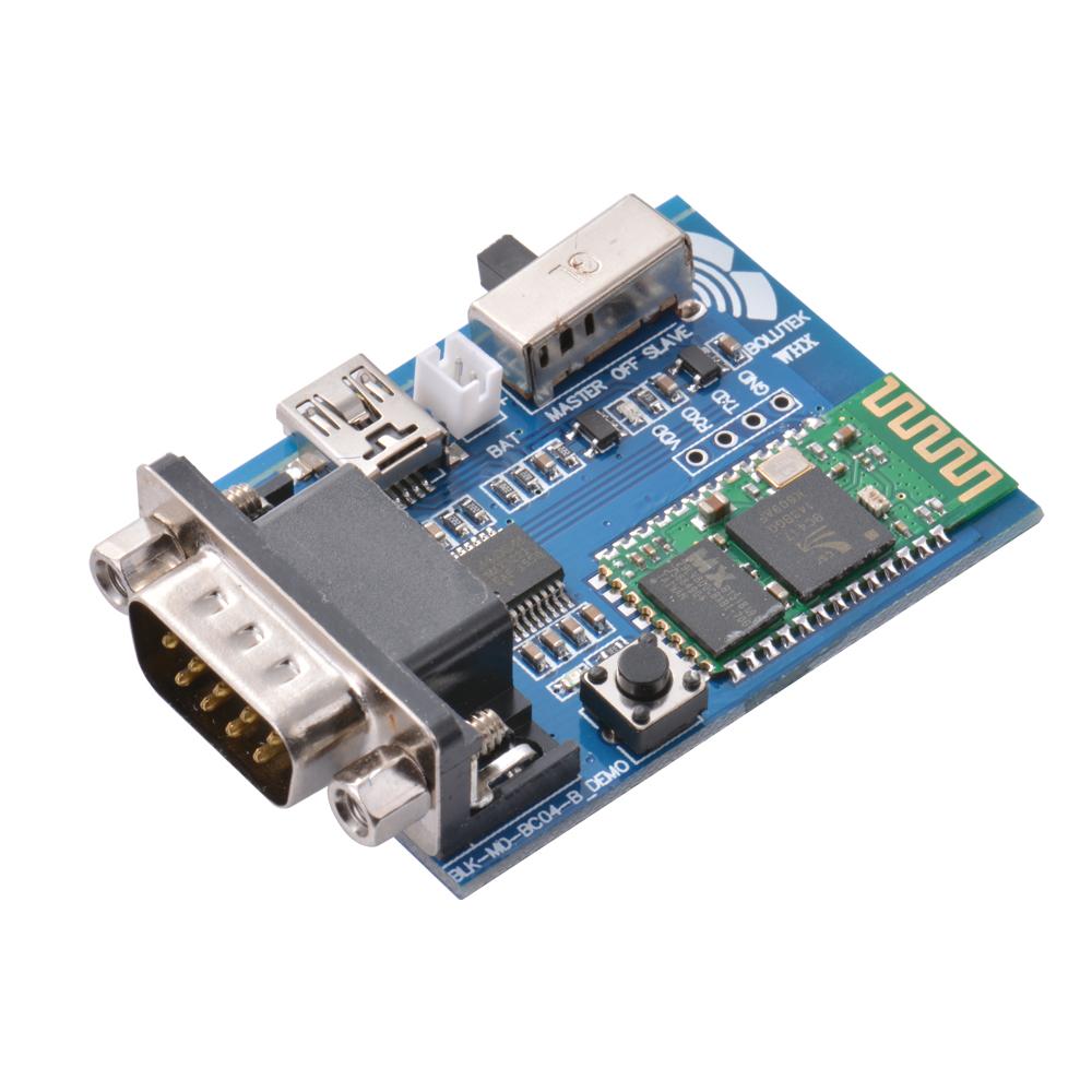 RS232 Bluetooth Serial Adapter Communication Master-Slave Module 5V Mini USB TE607(China (Mainland))