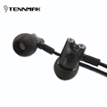 DIY IE800 IE80 IE8 HiFi in-ear ceramic earphone earbud headphone with microphone & remote * new * free shipping