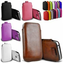 PU Leather Wallet Case Pouch for Samsung Galaxy S3 S4 A3 J1 S5 Mini Fashion Universal Mobile Phone Bags