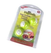 New 2014  Fridge Refrigerator Fruit Vegetable Produce Stay Fresh Odour Free Balls