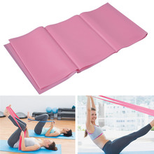 Slackline Fitness Crossfit Resistance Bands Elastic Thick Yoga Stretch Band Exercise Fitness Band 1 2m hot