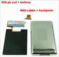 1 8 ZIF 256gb ssd Replace MK1634GAL 160gb for ipod 7th classic Disk Drive HDD