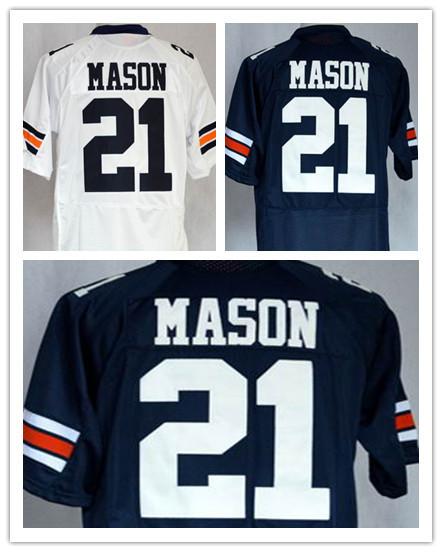 Hot-Sale-21-Tre-Mason-Jersey-Auburn-Football-Jerseys-Men-s ...