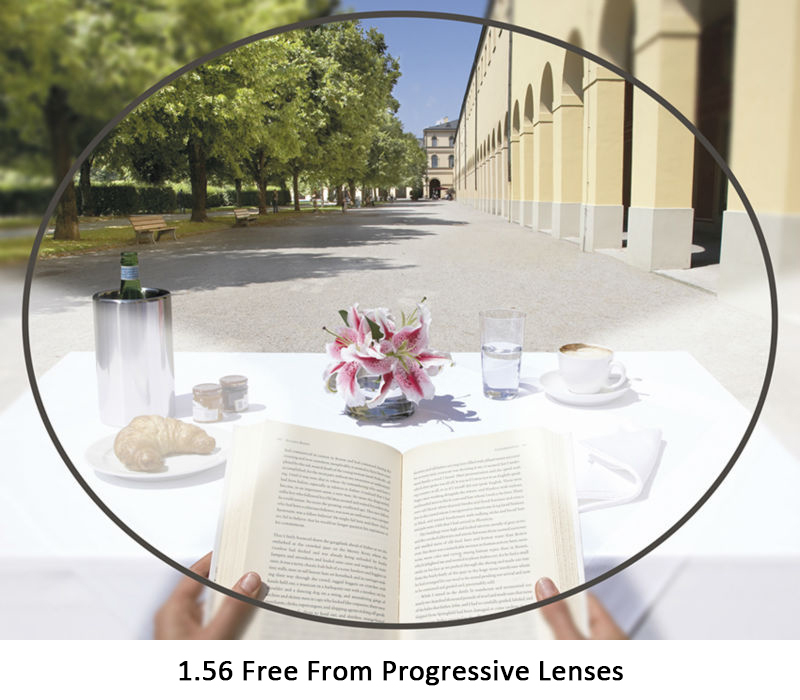 Free Shipping Optical Lens Progressive Optical Resin Lens For Long and Short DistanceОдежда и ак�е��уары<br><br><br>Aliexpress