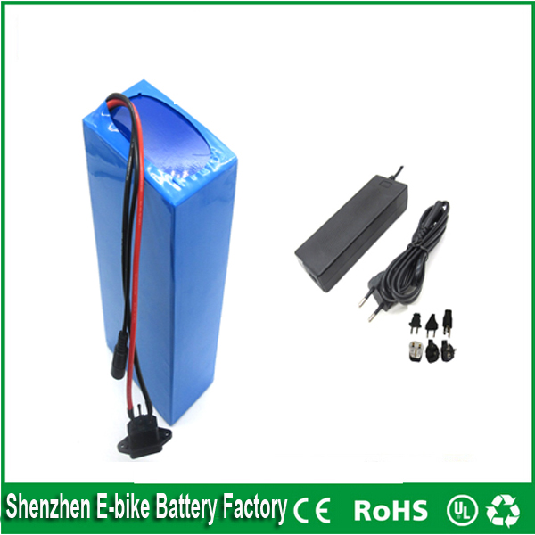 Free shipping 36V 500W Electric bike battery Lithium ebike /  lithium  battery 36V 15Ah with 15A BMS,42V 2A charger<br><br>Aliexpress